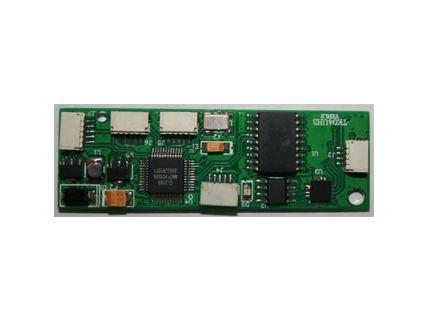 4线电阻USB HUB